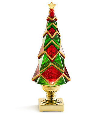 LED Red/Green Christmas Tree