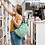 Thumbnail: Mini Backpack Mint Meadow