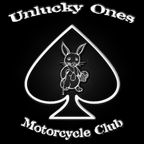 Unlucky Ones Motorcycle Club Colors
