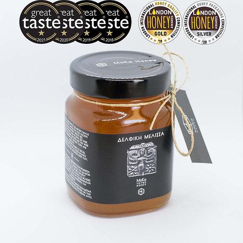 Thyme honey (~480 gr net weight) / θυμαρίσιο μέλι (~480 γρ. καθ. βάρος)