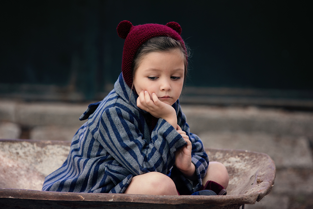 Fotografía de Catálogo moda infantil Madrid.