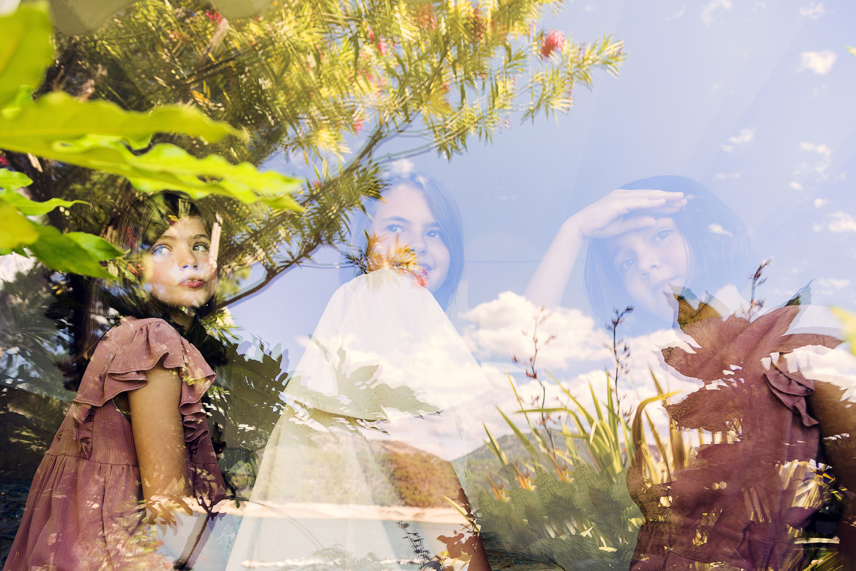 Fotografía de moda infantil. OSAMORE