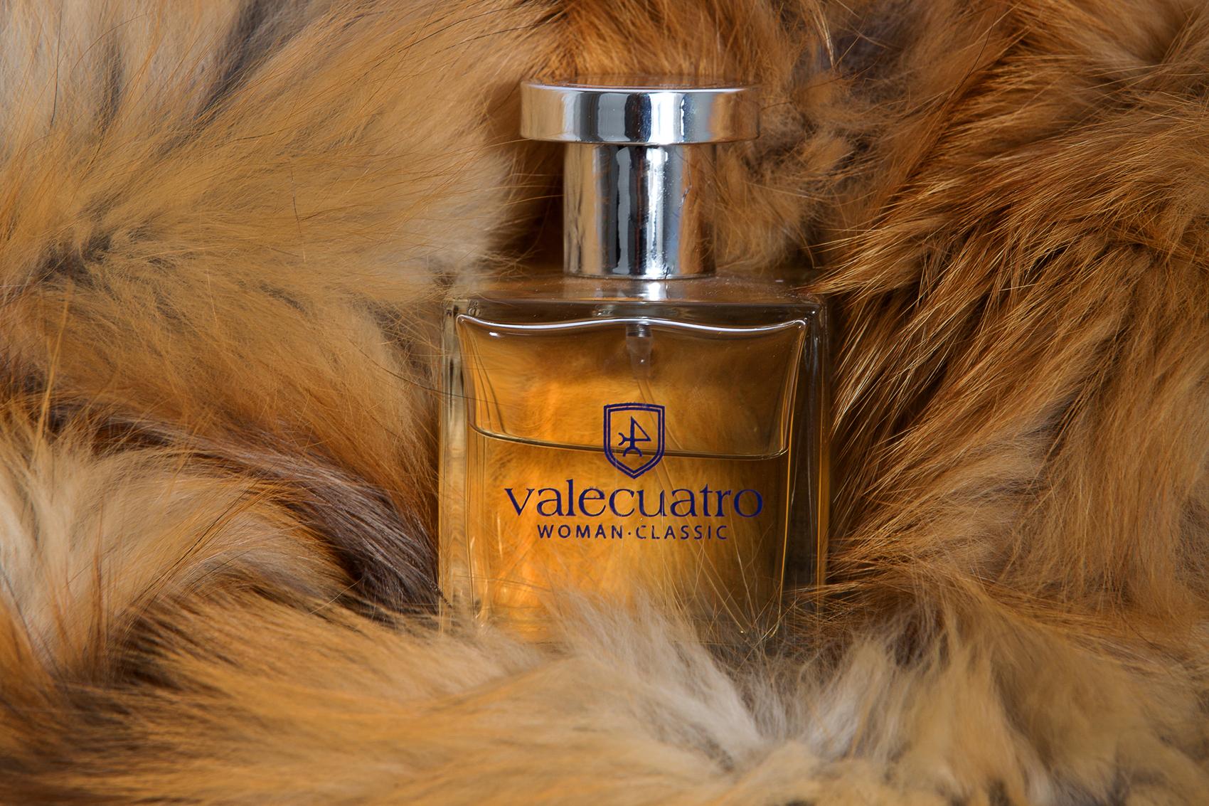 Fotografía de perfumes