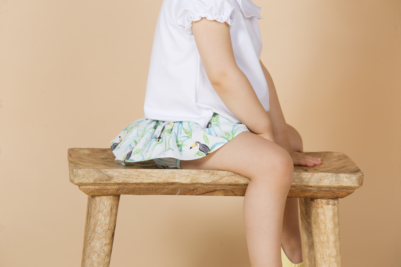Fotografía de moda infantil