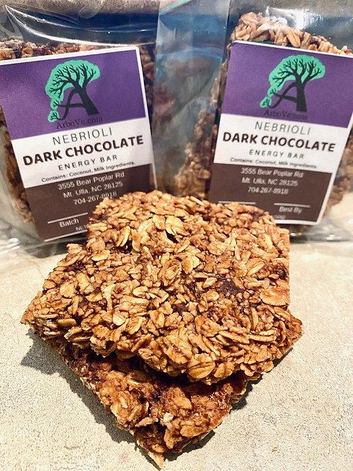 Nebrioli Granola Bar - Dark Chocolate