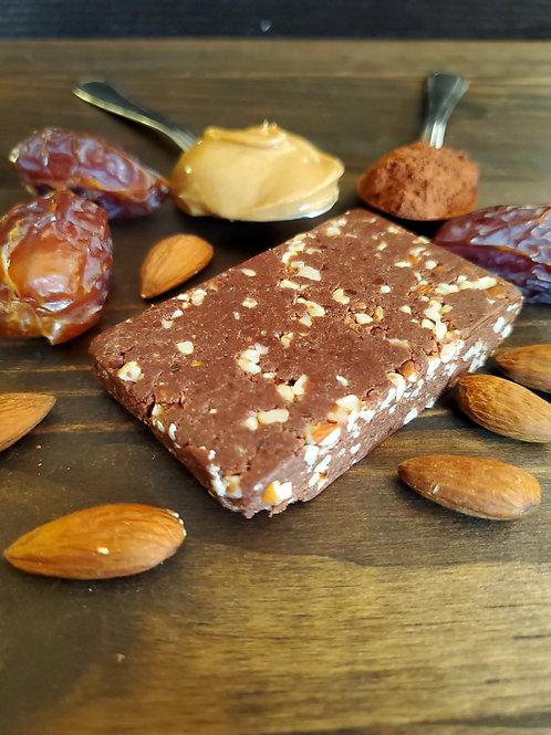 Nebrioli Peanut Butter Chocolate Energy Bar