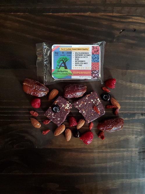 Superfruit Energy Bar Whey