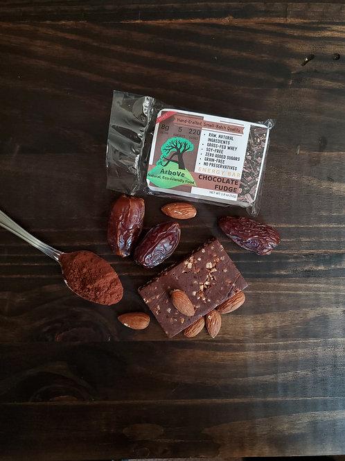 Chocolate Fudge Energy Bar Whey