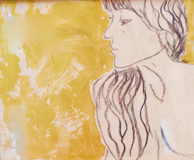 Jen Mitchell, 'Sun Goddess'