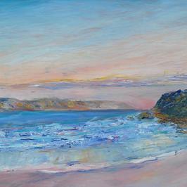 Sunset at Ocean Beach