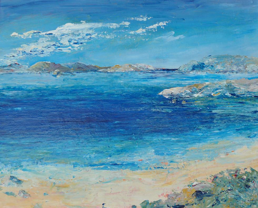 Jen Mitchell, Goode Beach