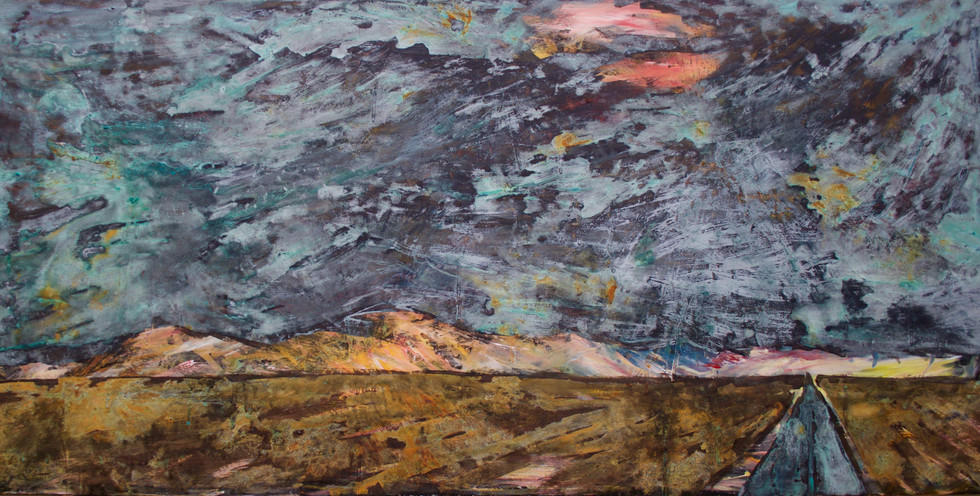 Jen Mitchell, Land of Rust and Sky