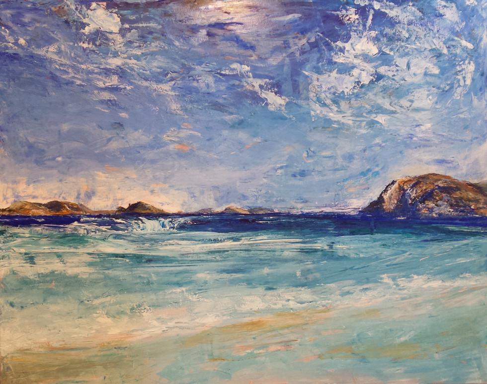 Jen Mitchell, Rhapsody in Blue