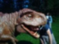 Реалистичный динозавр. Раптор реалистичный. Детская анимация.