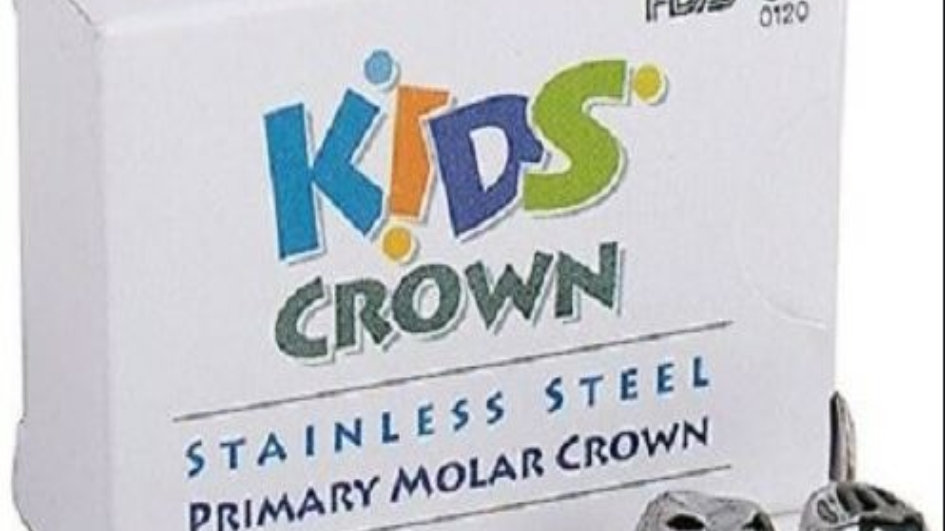 STAINLESS STEEL KIDS CROWN REFILL (SHINHUNG - KOREA)