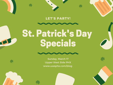 St. Paddy's on the Upper West Side