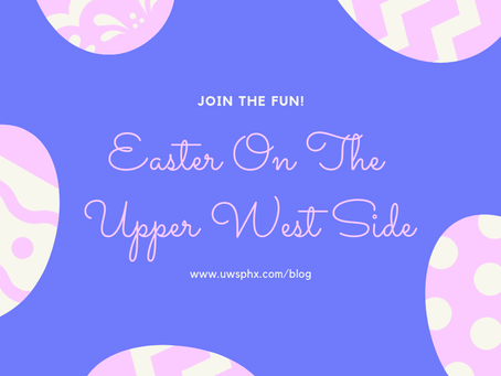 Easter Fun On The Upper West Side
