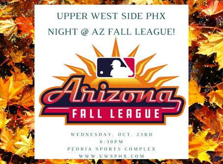 Join Us October 23rd for Baseball's Best Kept Secret