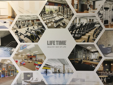 Life Time Fitness Meeting Recap