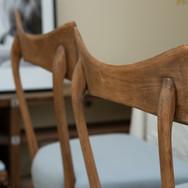 Repasované židle