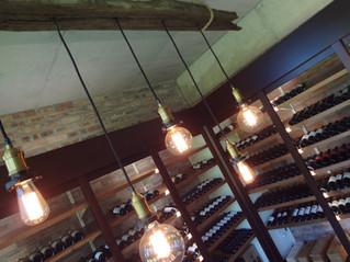 Alison & Jonathan's Wine Cellar
