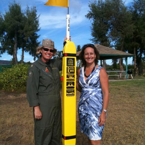 RC of West Kauai PMRF military base