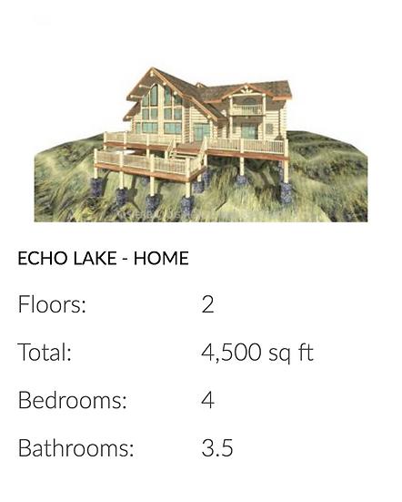 Echo Lake - Home