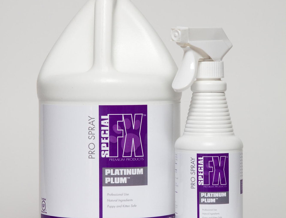 Love Da Pawz Natural Pet Shampoo Supplier Pro Spray - Platinum Plum