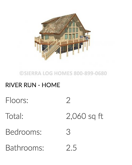 River Run - Home