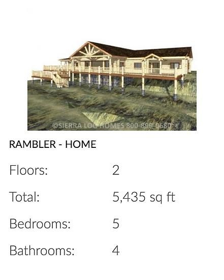 Rambler - Home
