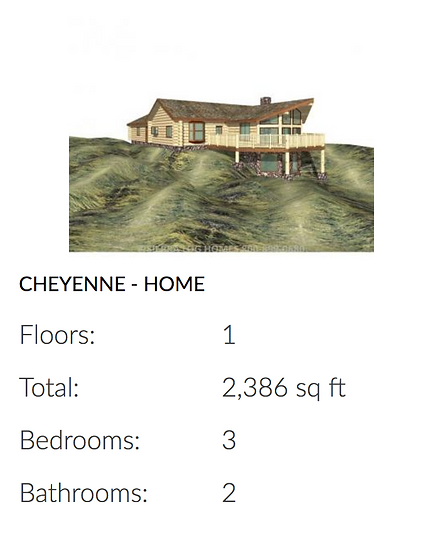 Cheyenne - Home