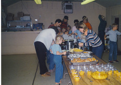 Dining Hall Mid 80's