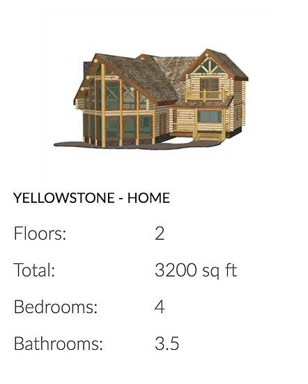 Yellowstone - Home