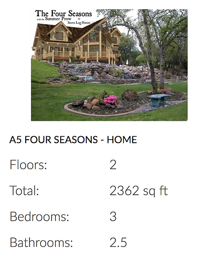 Four Seasons - Home