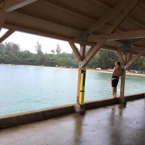 Hanalei Pier, Kauai