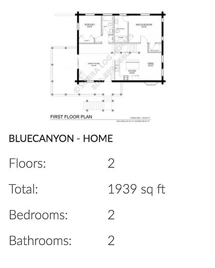 Bluecanyon - Home