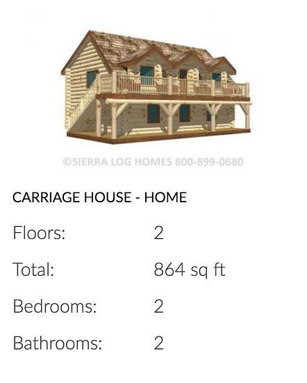 Carriage House - Home