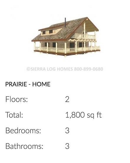 Prairie - Home