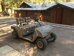 1985 GERDY Camp Golf Cart Retired 2018
