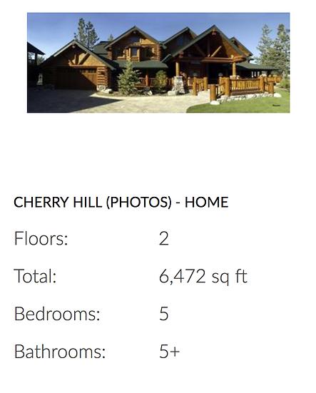 Cherry Hill - Home