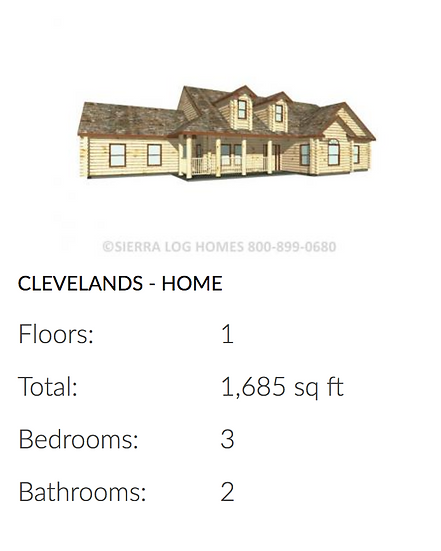 Clevelands - Home