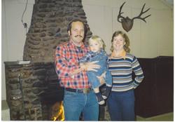 Gordie & Janice Archer 1979 long time su