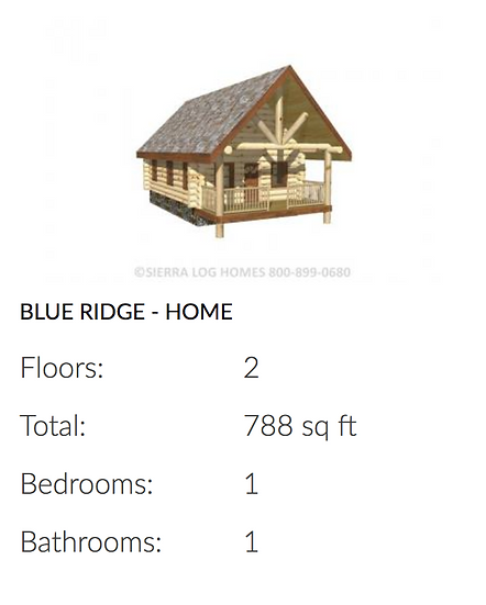 Blue Ridge - Home
