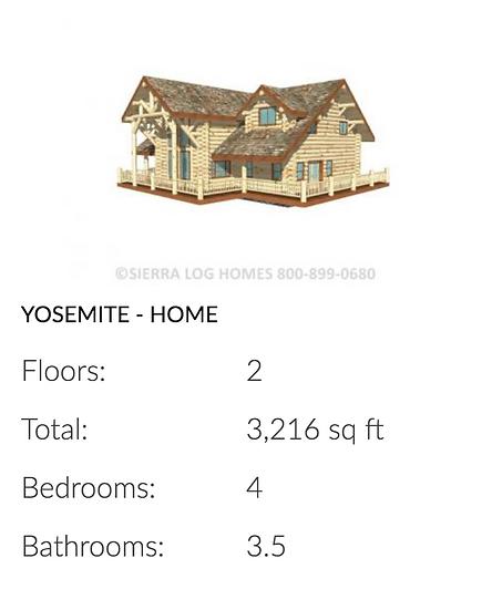 Yosemite - Home