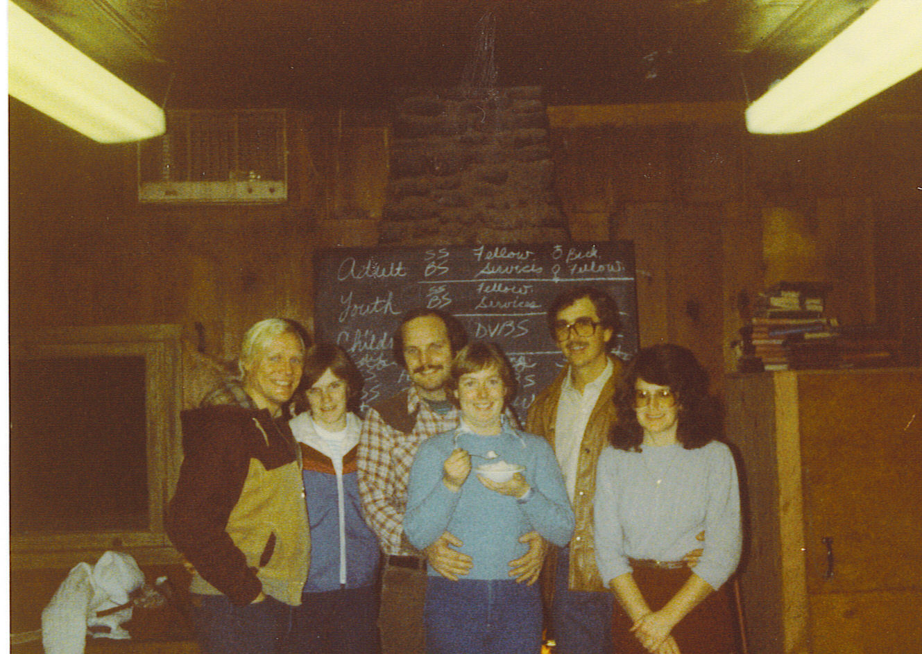 MBC Leadership planning retreat 1983