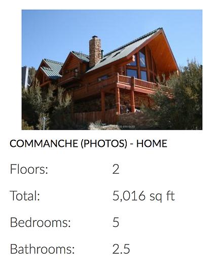 Commanche - Home