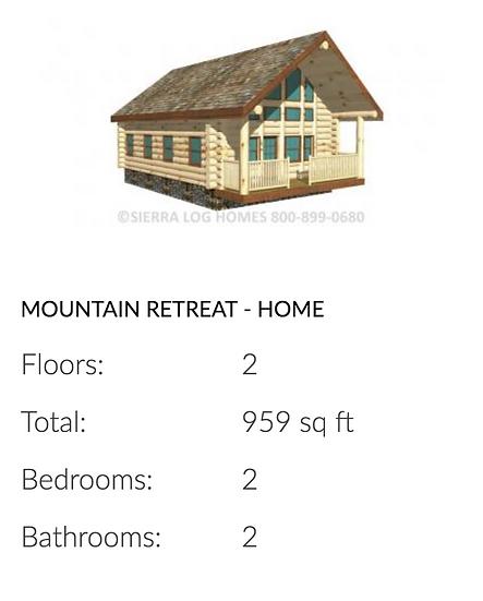 Mountain Retreat - Home