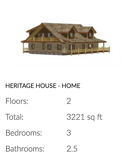 Heritage House - Home