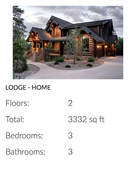 Lodge - Home