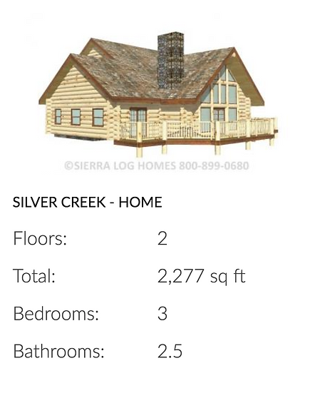 Silver Creek - Home